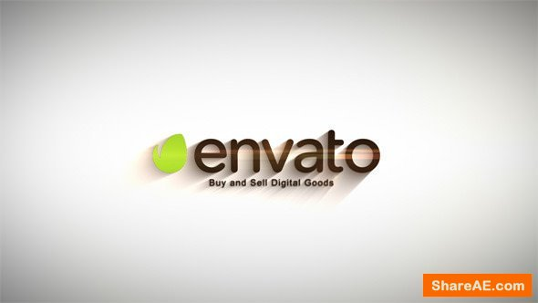 Videohive Business Logo Reveal