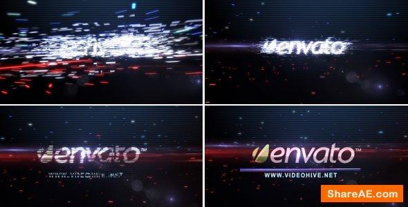Videohive Digital Recovering Logo