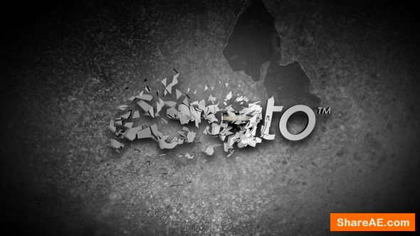 Videohive Reverse Slow Motion Bullet