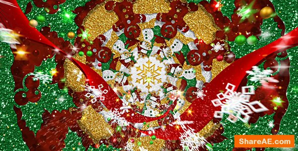 Videohive Christmas 20944201