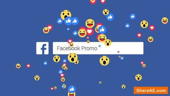 Videohive Facebook Promo
