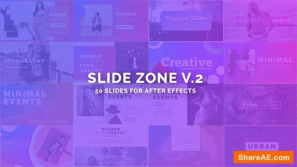 Videohive Slide Zone v.2