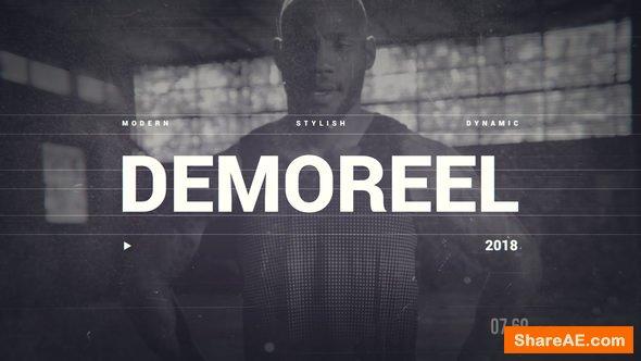 Videohive Dynamic Demo Reel - Premiere Pro