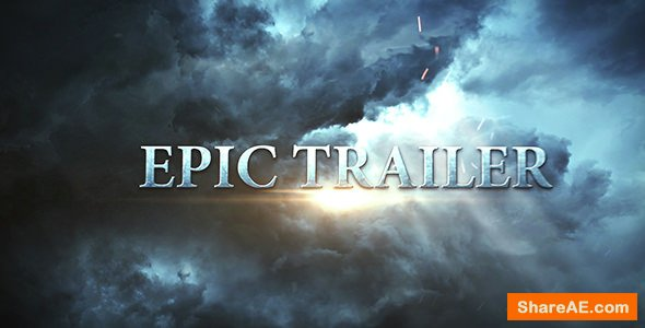 Videohive Epic Trailer 14574195