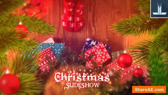Videohive Christmas Slideshow 22832058
