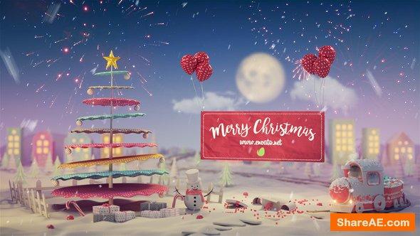 Videohive Christmas Opener 22829729