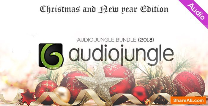 Christmas and New year Music Sound Bundle 2018 (Audiojungle)