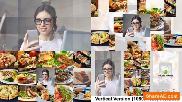 Videohive Minimal Multi Image Logo - Premiere Pro