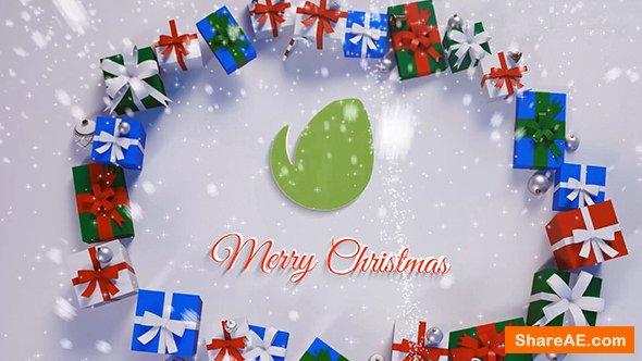 Videohive Christmas Wish