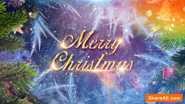 Videohive Christmas Wishes 22831013 Free After Effects Templates After Effects Intro Template Shareae