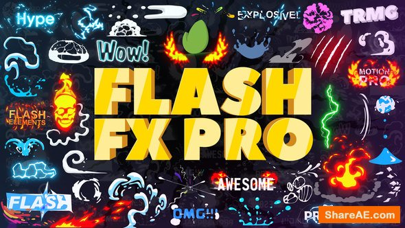 Videohive Flash FX Pro - Animation Constructor