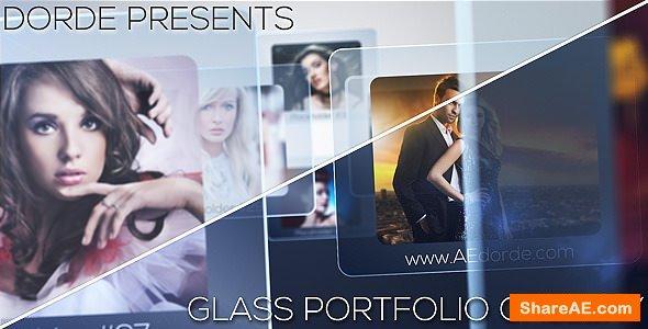 Videohive Glass Portfolio Gallery