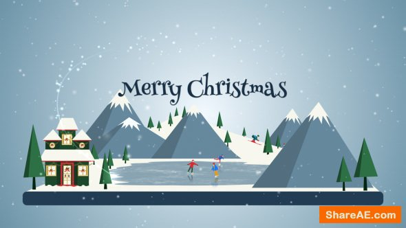 Videohive Christmas Wishes 13746410
