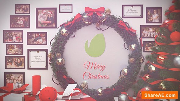 Videohive Christmas Joy