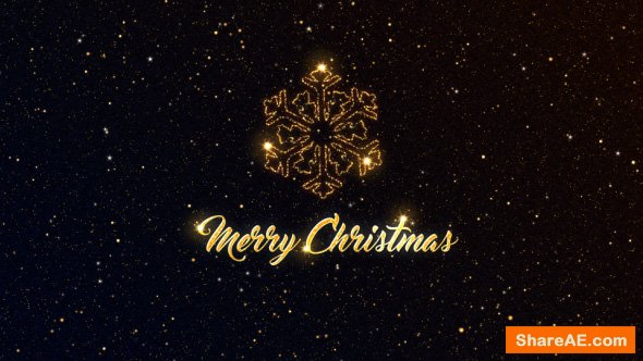Videohive Christmas Wishes 19101132