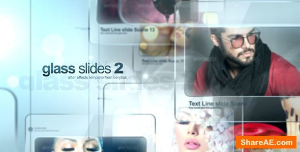 Videohive Glass Slides 2