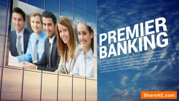 Videohive Skyscraper Corporate