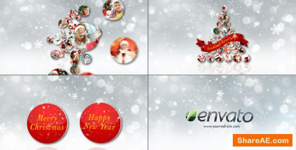 Videohive Christmas Sparkle Light 6248139