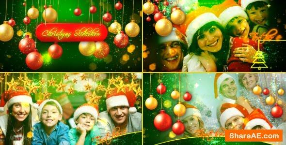 Videohive Christmas Slide Show 2