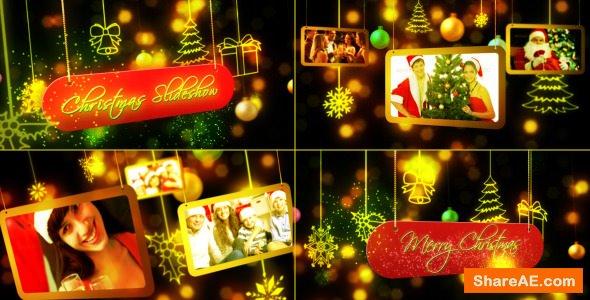 Videohive Christmas Slideshow 3585938