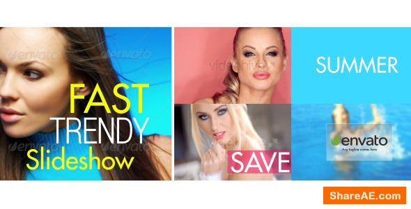 Videohive Fast and Dynamic Slideshow