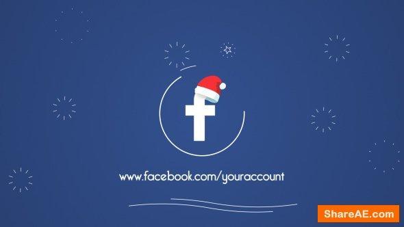 Videohive Socializing - Christmas Edition | Social Media Pack