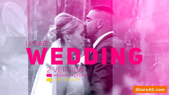 Videohive Wedding 14577267