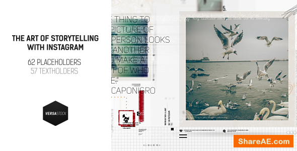 Videohive The Art of Storytelling