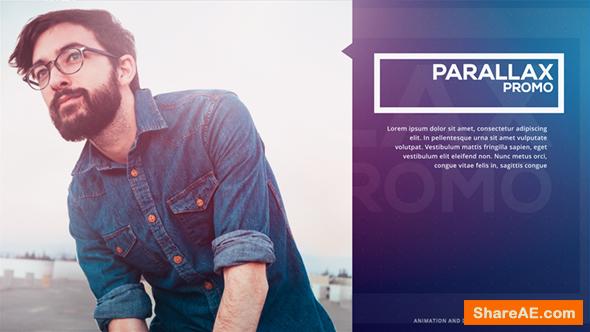 Videohive Corporate Parallax Promo