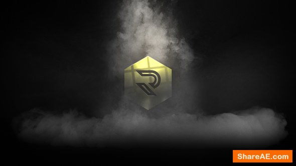 Videohive Epic Smoke | Logo Reveal