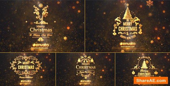 Videohive Christmas 20997977