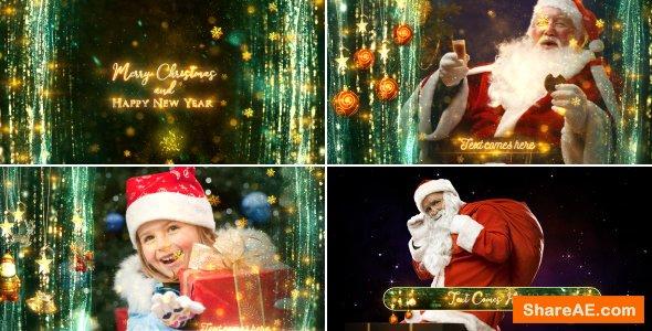 Videohive Christmas 21032186