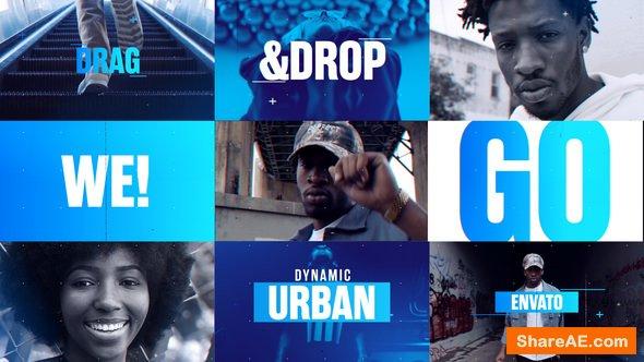 Videohive Dynamic Urban 22930927