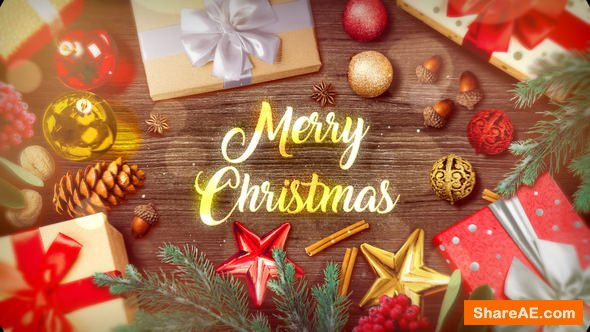 Videohive Christmas Slideshow 22917600