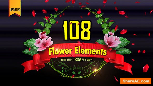 Elements » page 14 » free after effects templates | after