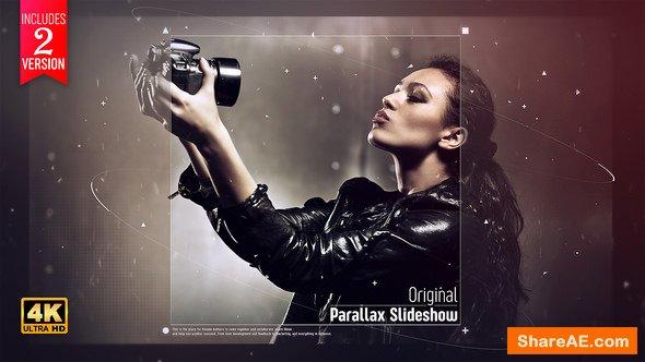 Videohive Original Parallax Slideshow