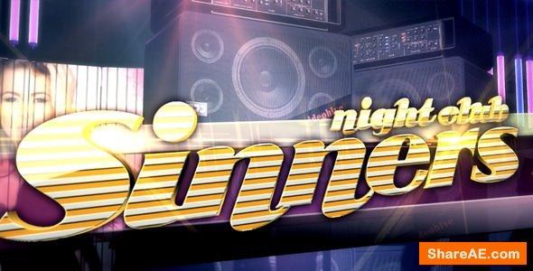 Videohive Night Club Promo 4526233
