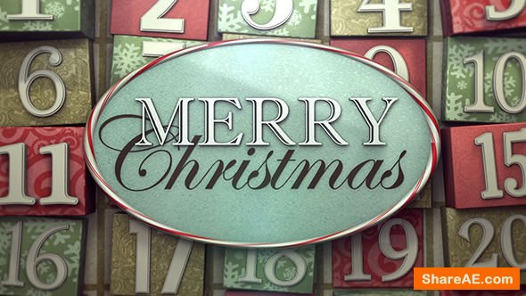 Videohive Christmas Days