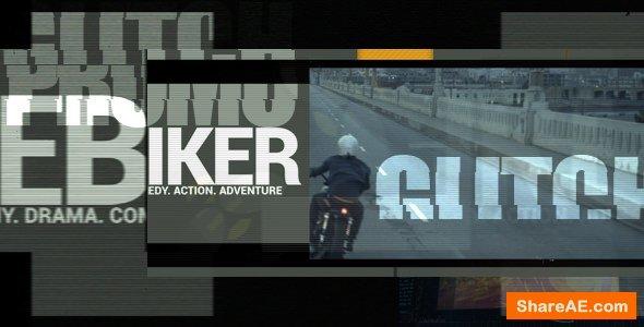 Videohive Glitch Logo Ultimatum