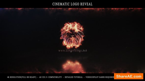 Videohive Cinematic Logo Reveal