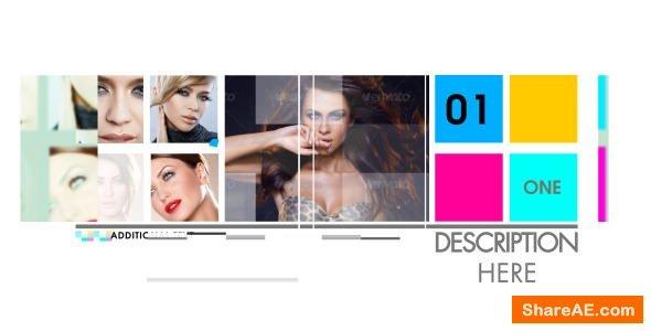 Videohive Clean Elegant Slide Show-Multi Video