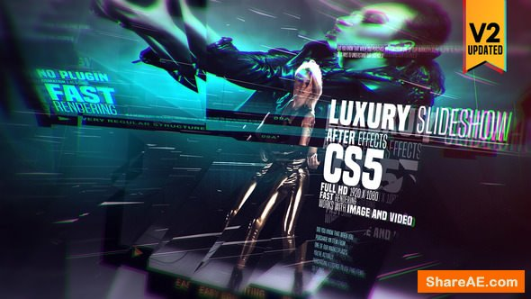 Videohive Luxury Slideshow