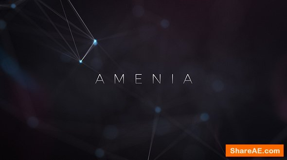 Videohive Amenia | Trailer Titles