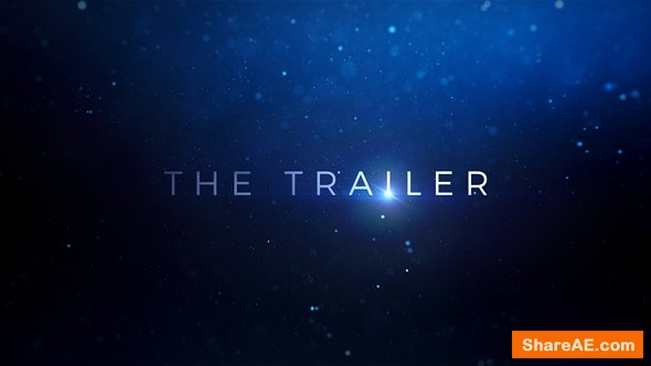 Videohive Trailer Titles 19905720