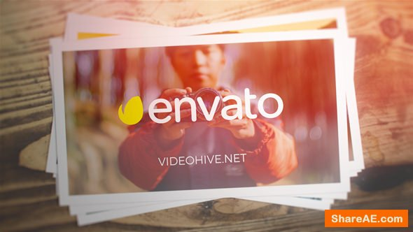 Videohive Fast Stomp Photo Opener