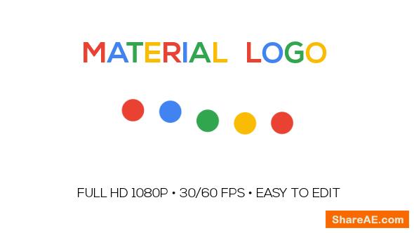 Videohive Material Logo