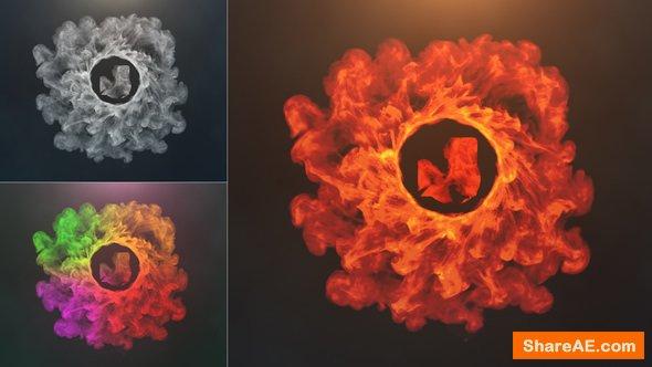 Videohive Portal Logo Reveal