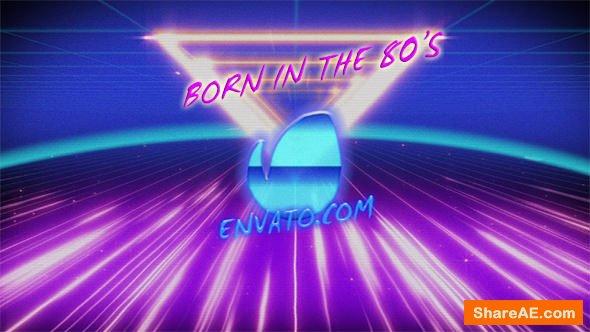 Videohive Retro wave