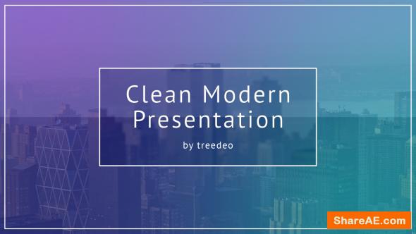 Videohive Modern Corporate Promo