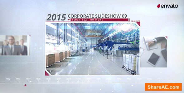 Videohive Corporate Promo - Photo Slideshow